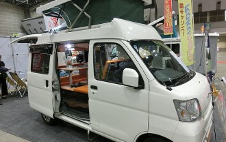 軽キャンピングカー