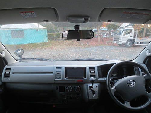 中古キャンピングカー セキソーボディー トム200