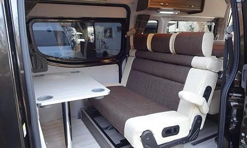 NV350キャラバン,キャンピングカー