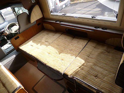 中古キャンピングカー ジル520