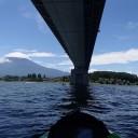 河口湖 ジェットスキー