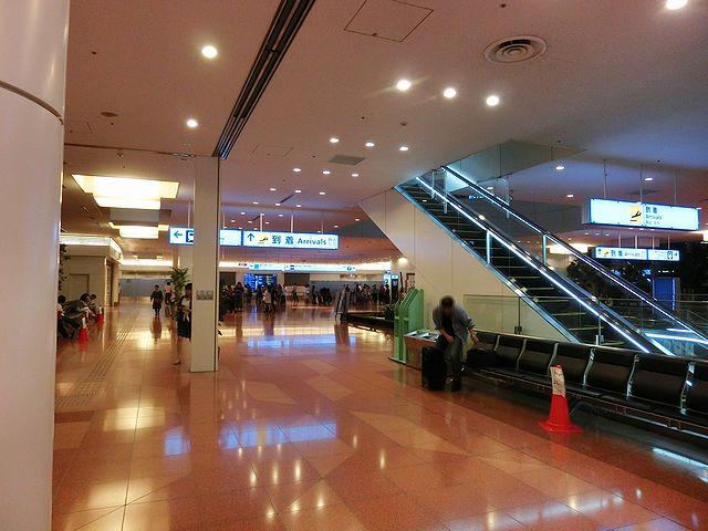 羽田空港国際線ビル