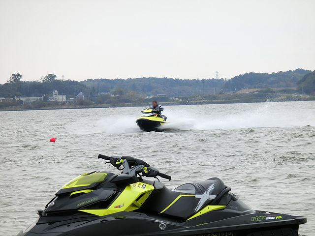 SEA DOO RXT-X260RS