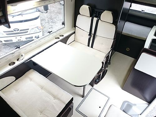 バンテックセールス ZiL520 黒家具仕様限定車