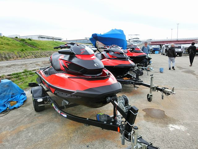 SEA DOO RXP-X 300RS 試乗