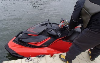SEA DOO RXP-X 300RS