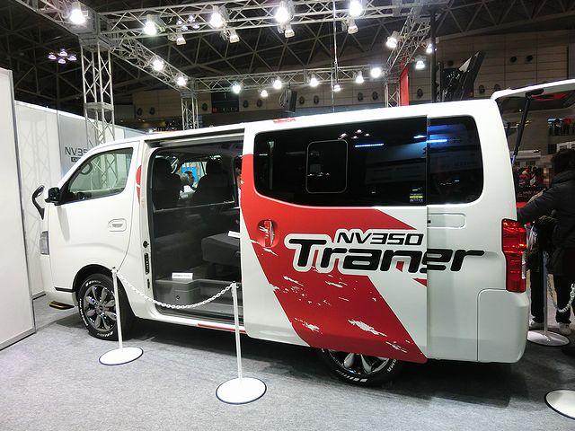 ジャパンキャンピングカーショー2016