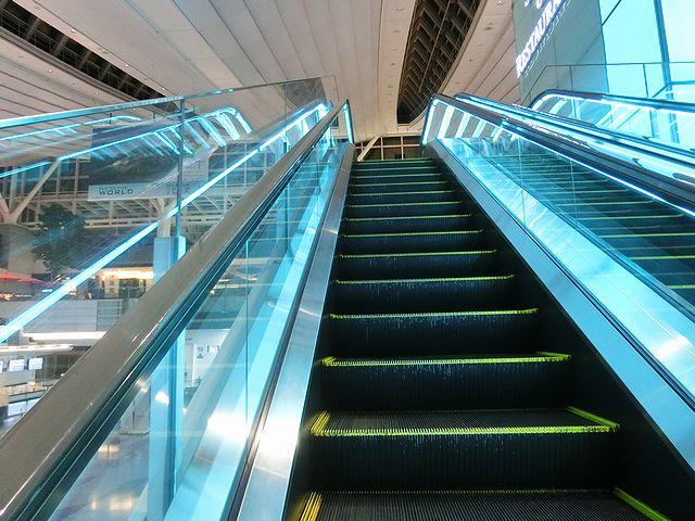 羽田空港国際線旅客ターミナルビル