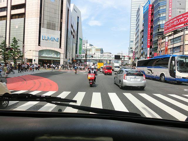 キャンピングカー 新宿