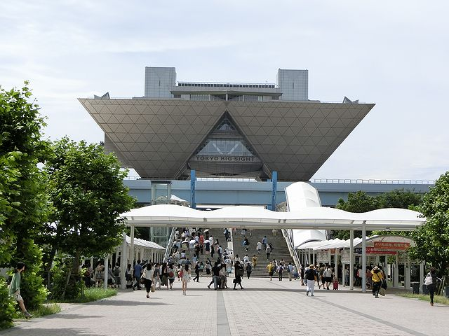 東京キャンピングカーショー