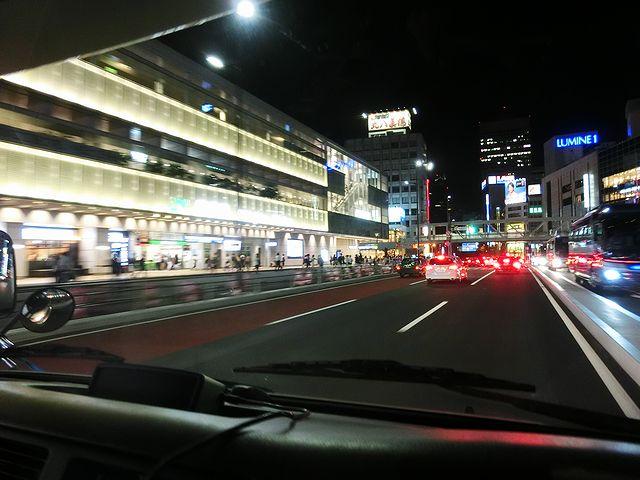 新宿 夜景