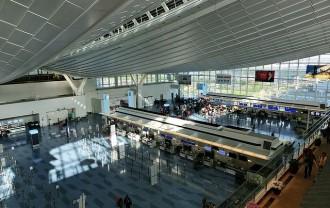 羽田空港国際線ターミナルビル