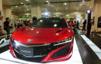 新型NSX