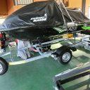 ジェットスキー トレーラー TB10