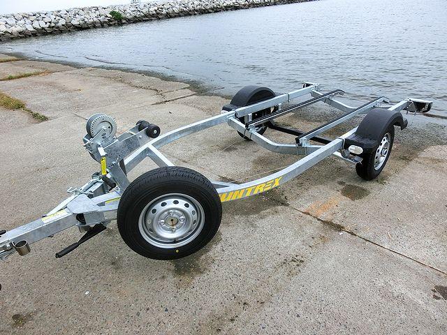 サン自動車 トレーラー TB10