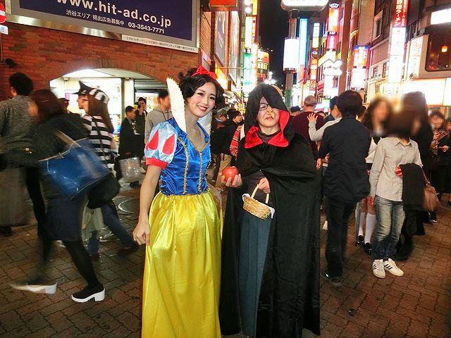 渋谷 ハロウィン