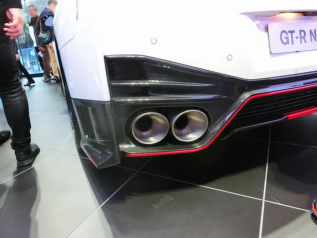 日産スカイラインR35 GT-R ニスモ