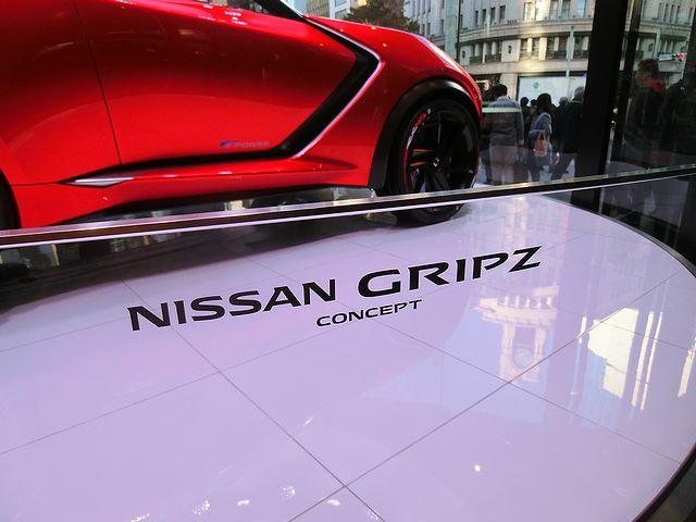 NISSAN GRIPZ CONCEPT(ニッサン グリップス コンセプト)