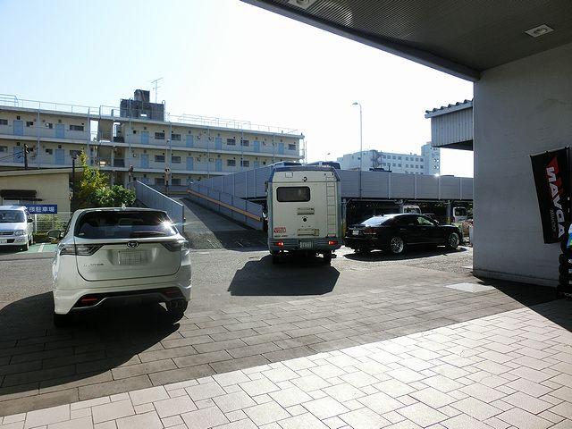 キャンピングカー 整備