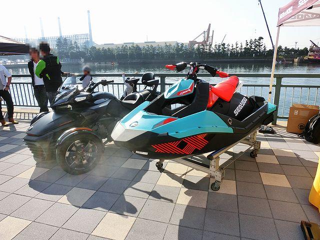 水上オートバイガレージセール ジェットフェスティバル