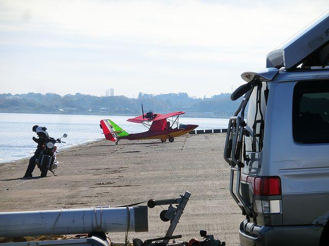 霞ヶ浦 水上飛行機