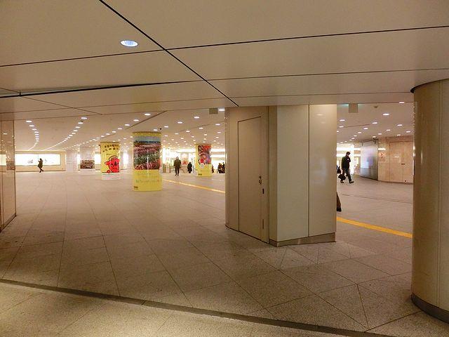 東京駅 地下街