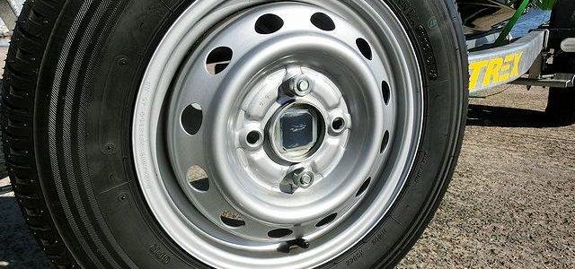 TB10純正スペアタイヤブラケット