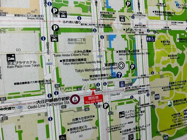 新宿 マップ