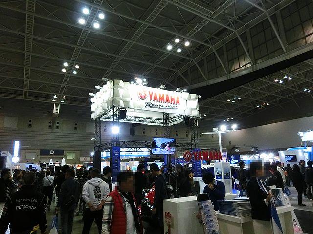 ジャパンインターナショナルボートショー2017