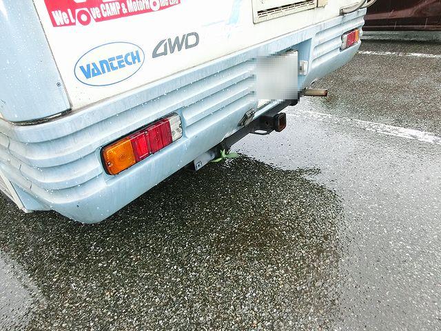 キャンピングカー ユーザー車検