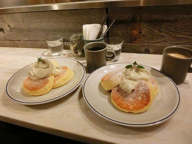 吉祥寺 フリッパーズ パンケーキ