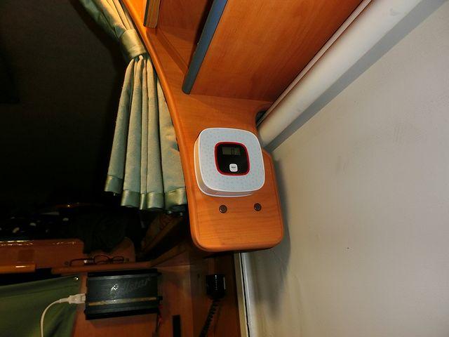 COアラーム 一酸化炭素警報機