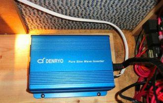 正弦波インバーター SK350-112