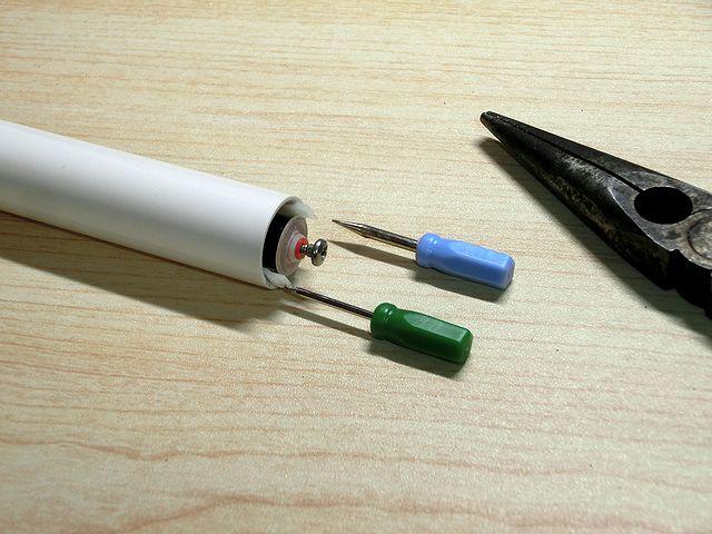 HT-B471 電池交換