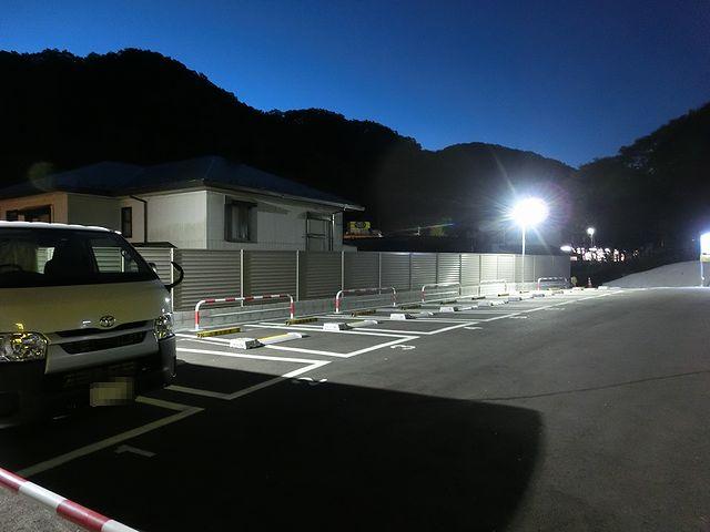 高尾山 駐車場